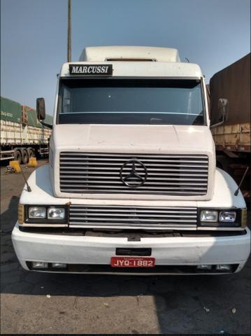 Conjunto de Caminhão Mercedes-Benz