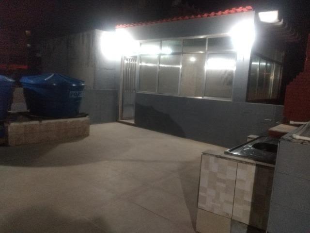 Casa 153 mts2 04 quartos 01 suíte garagem terraço churrasq Nilópolis RJ Ac. carta! - Foto 4