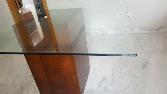 Tampo de vidro quadrado - Foto 3