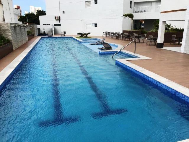Marbella Home Club, Novo, 110m2, 3 Suítes, DCE, 2 Vagas e Lazer Completo - Foto 13