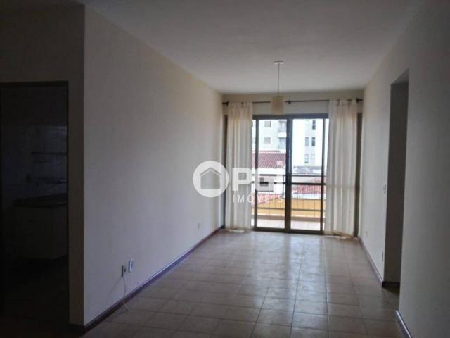 Apartamento com 2 dormitórios para alugar, 82 m² por R$ 1.100/mês - Santa Cruz - Ribeirão  - Foto 15