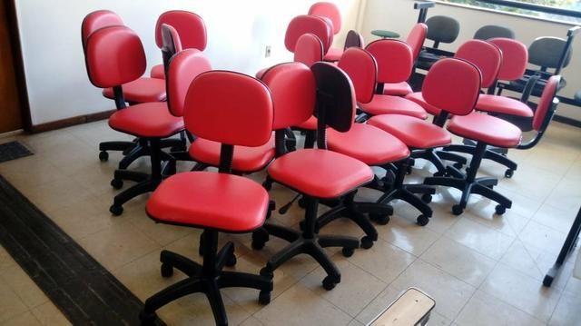Serviços de Reformas Cadeiras Escolares e Escritórios - Foto 3