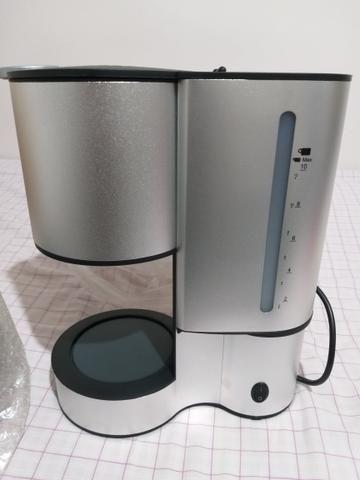 Cafeteira para até 10 xícaras, nunca foi usada - Foto 4
