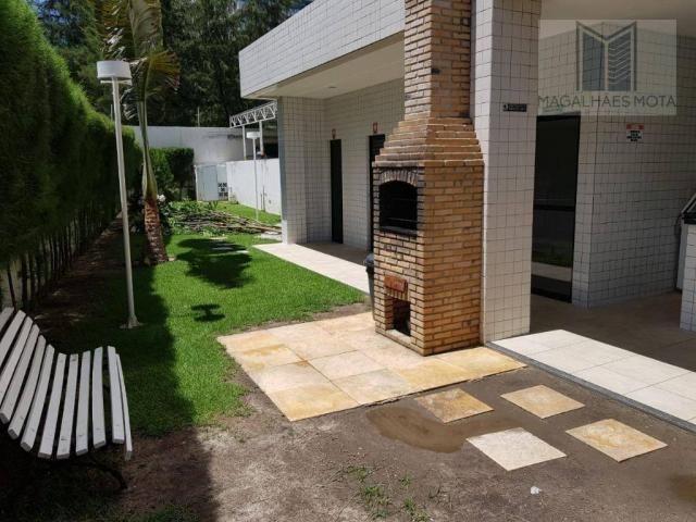 Apartamento com 3 dormitórios à venda, 70 m² por R$ 480.000 - Engenheiro Luciano Cavalcant - Foto 12