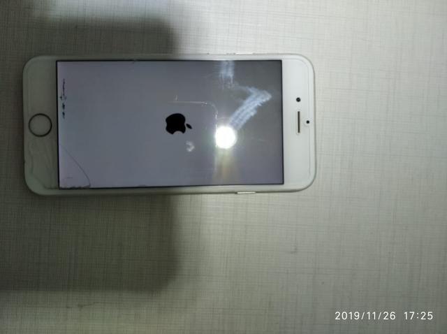IPhone 6 obs:n é tela queimada - Foto 2