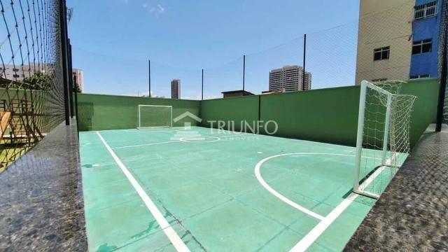 (MRA) Apartamento a Venda 86m², 3 Quartos no Bairro de Fátima, 2 Vagas, Piscina - Foto 3
