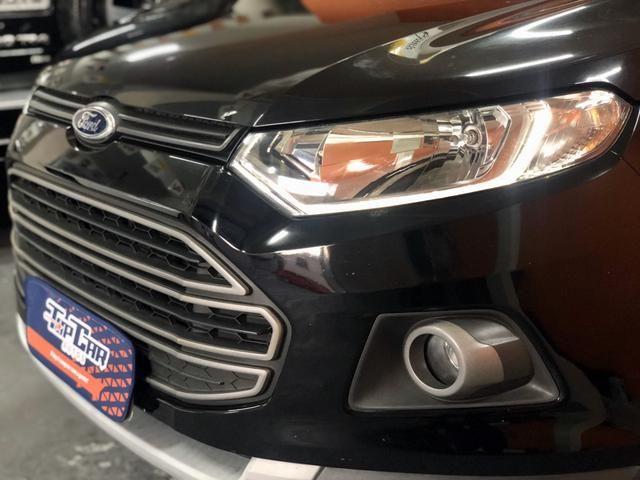 Ford Ecosport 1.6 freestyle - 2013 - Único dono - oportunidade (troco e financio) - Foto 8