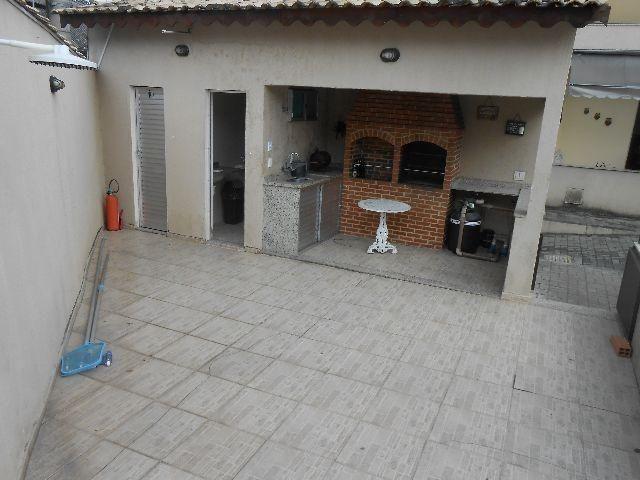Ótima casa 02 qtos 02 suítes churrasqueira piscina garagem Nilópolis RJ Ac. carta! - Foto 15