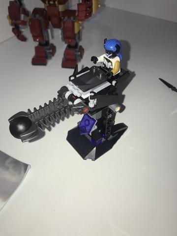 Lego marvel hulkbuster - Foto 4