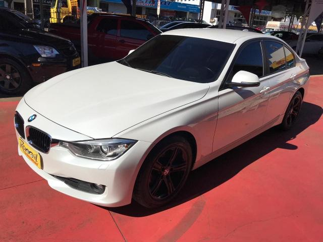 BMW 320I 2014/2014 2.0 16V TURBO ACTIVE FLEX 4P AUTOMÁTICO