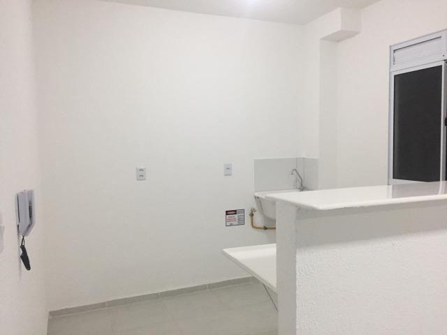 Alugo apartamento à 200m da Fraga Maia - Foto 4