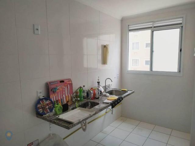 Alugue Apartamento de 60 m² (Acqua Ville, Jardim Morumbi, Londrina-PR) - Foto 3