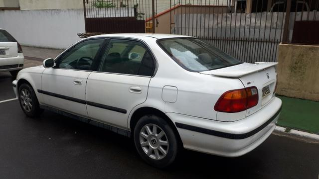 Honda Civic LX 1999 - Foto 6