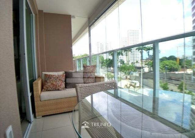(RG) TR25988 - Apartamento novo 70m² à Venda no Luciano Cavalcante com 3 Quartos - Foto 6