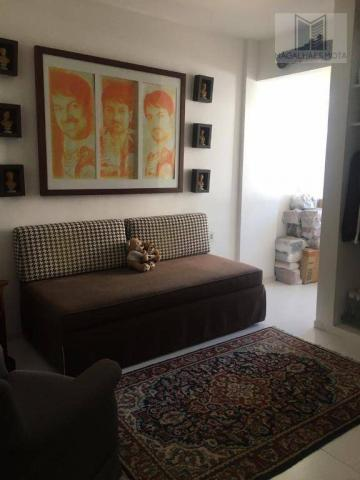 Apartamento com 3 dormitórios à venda, 100 m² por R$ 260.000 - Papicu - Fortaleza/CE - Foto 9