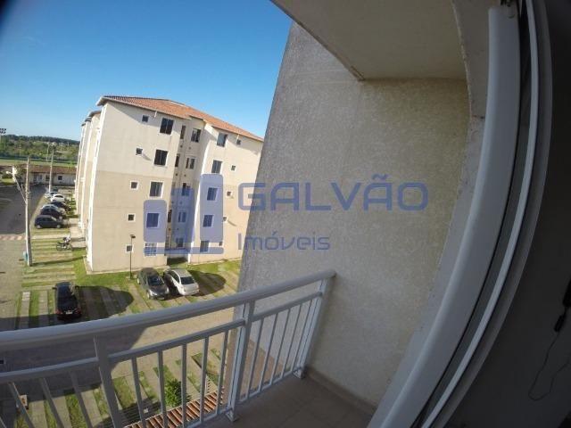 MR- Apartamentos de 2Q com Varanda, no Cond, Vila Itacaré - Foto 6