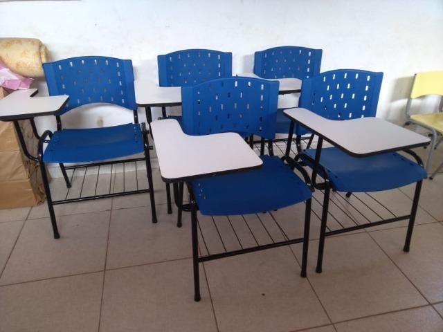 Cadeiras e movéis escolares - Foto 2