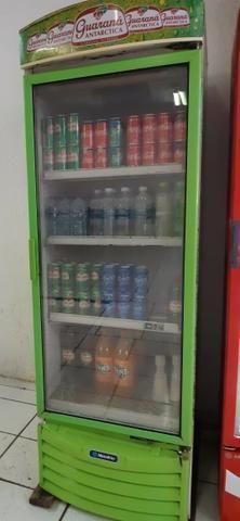 Refrigerador com porta de Vidro - Foto 2