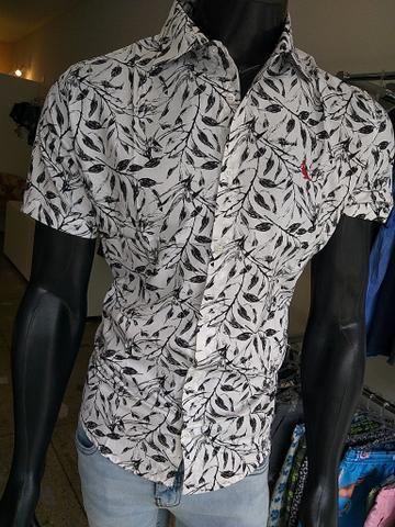 Camisa Floral Masculina atacado e varejo