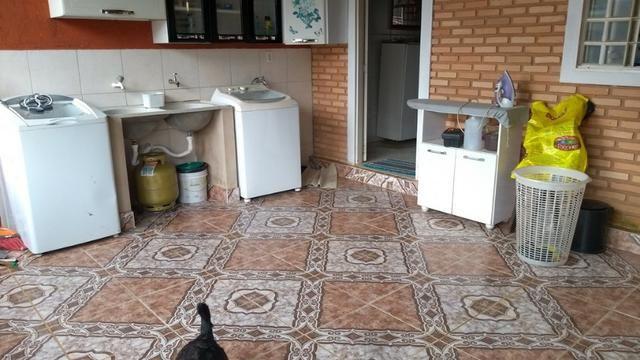 Samuel Pereira oferece: Casa Mansões Colorado Escriturada Churrasqueira 3 Quartos 1 Suite - Foto 19