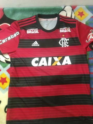 Camisa Flamengo Oficial - Roupas e calçados - Promorar Vila Vitória ... 6db287d3c7
