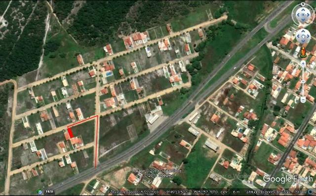 Lote - Lot. Barra Mar - Barra de S. Miguel - Foto 2