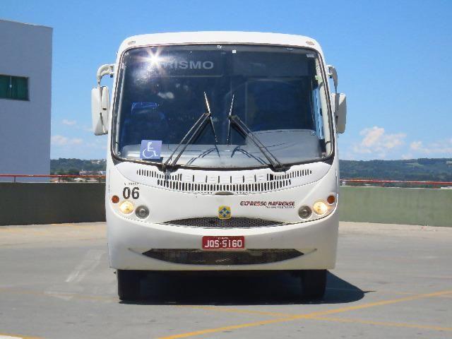 Micro ônibus executivo Rodoviário