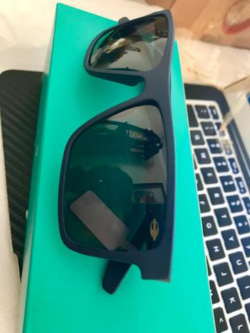 Óculos de Sol Mormaii Banks Azul Escuro Fosco com Lente Cinza ... 5110636365