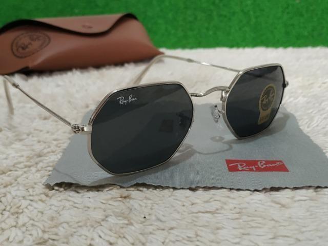 44892c60bbe2f Óculos Octagonal, unissex - Bijouterias, relógios e acessórios ...
