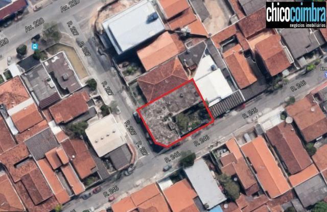 Lote Comercial no Setor Coimbra 445 m², encostado no Hospital Samaritano e Clínicas médica - Foto 2
