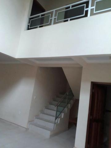 350 mil reais casa com 4/4 no bairro novo estrela em Castanhal - Foto 4