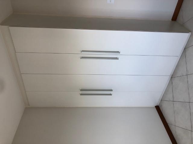 Pelegrine Apart. 105 m², 3 quartos, 1 suíte, 2 vagas, armários, lazer completo, Itaparica - Foto 11