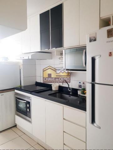 Apartamento à venda, 2 quartos, 1 vaga, São Benedito - Uberaba/MG - Foto 3