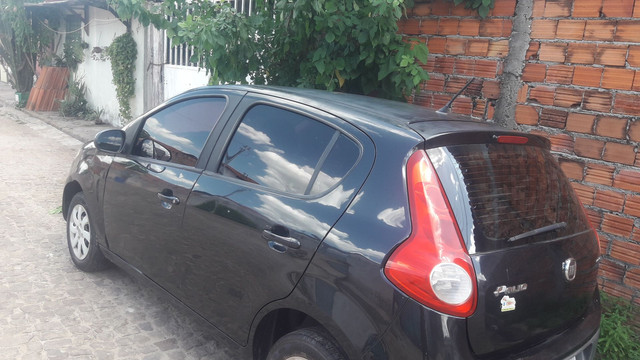 Palio atractive 2011-2012, 1.0, vidros eletricos, ar, trava, flex-alcool e gasolina. - Foto 2