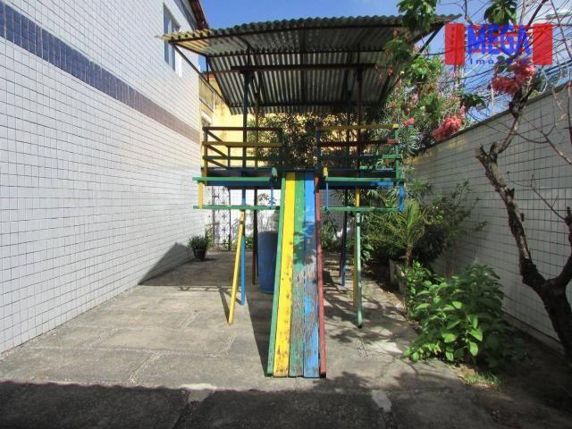 Apartamento com fácil acesso à Av. Luciano Carneiro, Hospital Infantil Albert Sabin, Shopp - Foto 7
