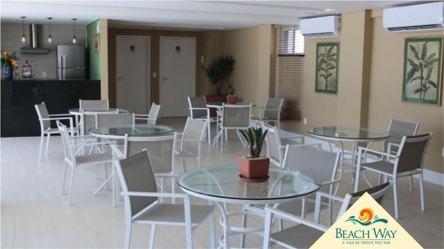 Apartamento à venda com 2 dormitórios em Porto das dunas, Aquiraz cod:DMV111 - Foto 7