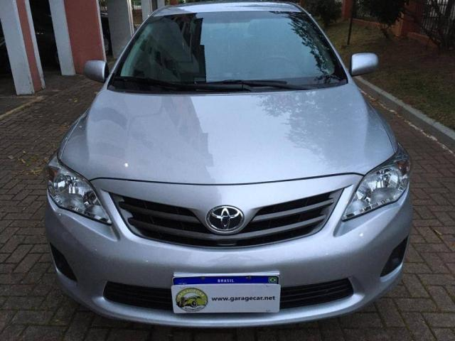 COROLLA 2012/2013 1.8 GLI 16V FLEX 4P MANUAL