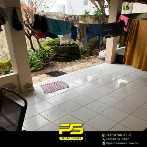 Casa com 6 dormitórios à venda, 420 m² por R$ 600.000,00 - Água Fria - João Pessoa/PB - Foto 4