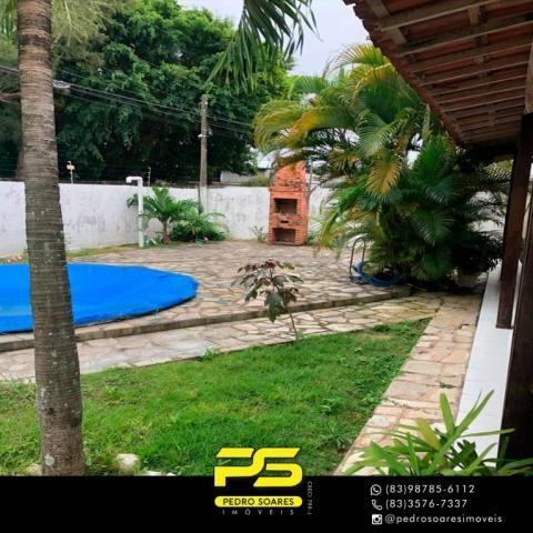 Casa com 6 dormitórios à venda, 420 m² por R$ 600.000,00 - Água Fria - João Pessoa/PB - Foto 9