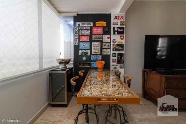 Apartamento à venda com 4 dormitórios em Anchieta, Belo horizonte cod:267562 - Foto 3