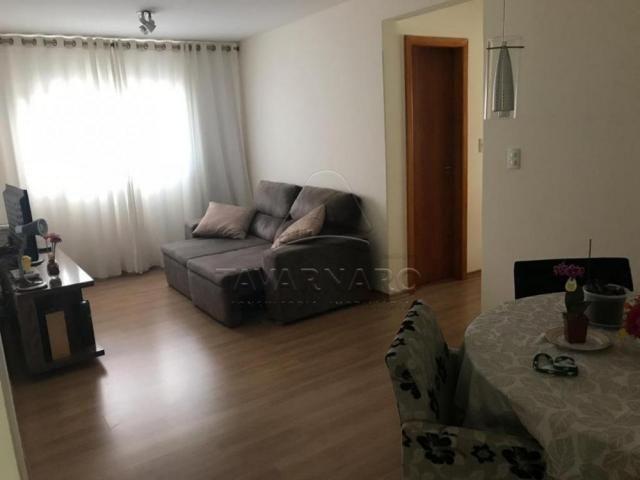 Apartamento à venda com 3 dormitórios em Oficinas, Ponta grossa cod:V286 - Foto 3