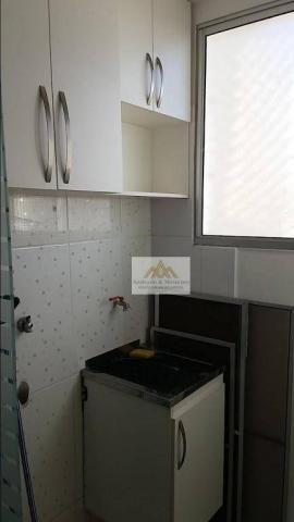 Apartamento com 2 dormitórios à venda, 47 m² por R$ 181.000 - Nova Aliança - Ribeirão Pret - Foto 13