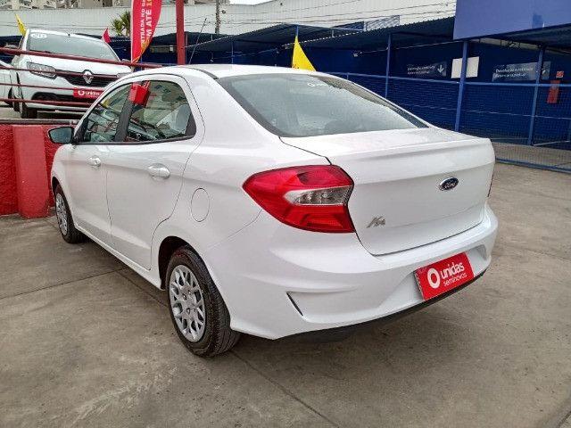 Ford ka + 1.0 2019 baixo km e com multimidea doc+transferencia gratis - Foto 6