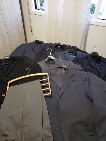 Ternos, paletós, camisas e calça social - Foto 2