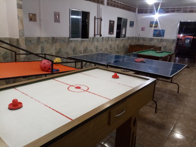 Casa com piscina e sala de jogos - Foto 17