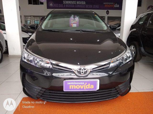 Toyota Corolla GLi Upper 1.8 flex AUT R$ 81.500,00 2019/2019 - Foto 3