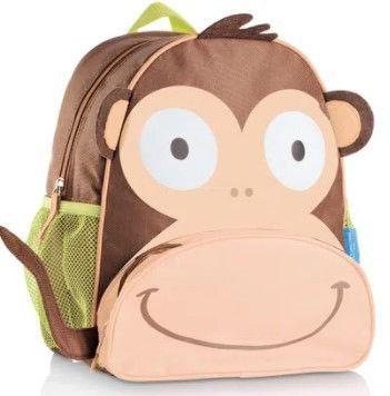 Mochila Infantil Macaco - Multilaser BB231