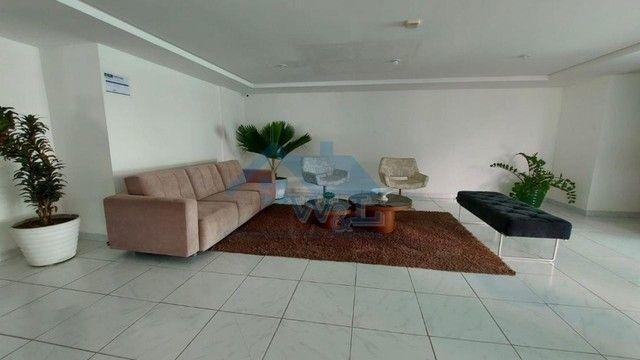 Vendo Apto de 3 quartos com 2 suítes + DCE e 2 Vagas de garagem no Jardim Oceania . - Foto 14