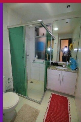 Condomínio weekend Club Apartamento 3 Quartos Ponta Negra - Foto 6