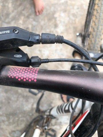 mountain bike seminova - Foto 6